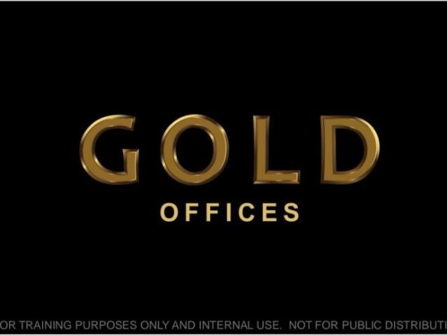 Gold Office In Gold City