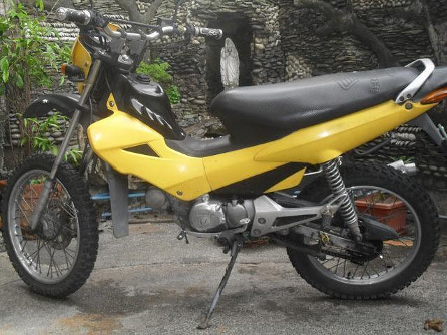 Good condition honda xrm 110
