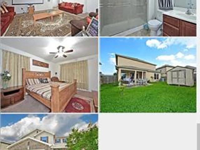 Gorgeous 4 Bed, 3.5 Bathroom Home In Katy