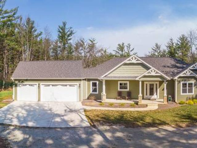 Gorgeous Custom Built Home Whigh End Finishes On 2 Acres Wpond 2088 County Road 900 North,...