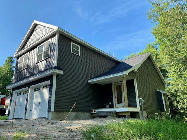 Gorham Three Br 2.5 Ba, This Brand New Contemporary Colonial Is