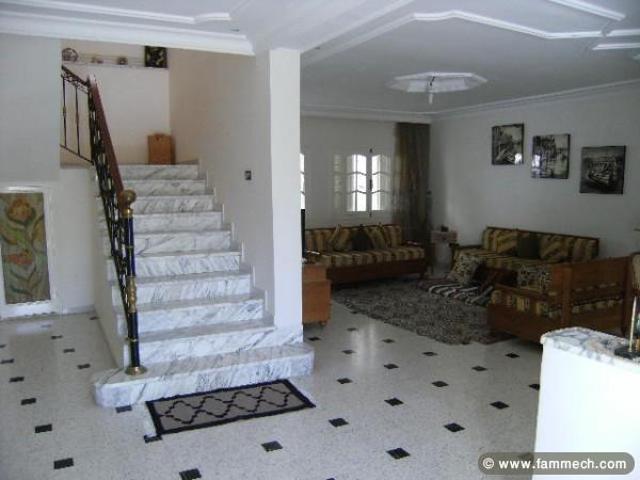 Grande Villa À Hammam Sousse