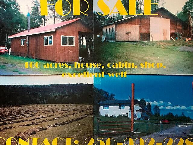 Great Location In The Cariboo, Can't Build For This Price