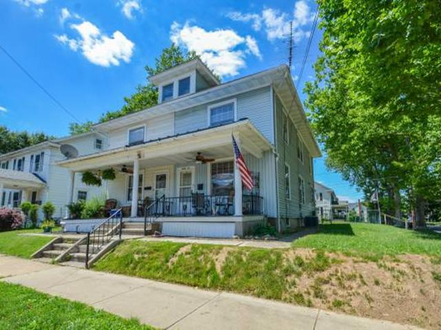Great Semi Detached Home Located On A Corner Lot Boro Of Robesoia Robesonia, Pa