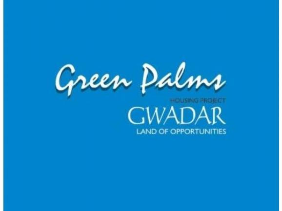 Green Palms Gwadar Payment Plans Residential And Commercial Plots For Sale