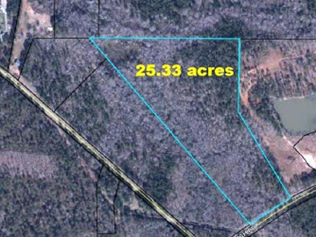 Griffin, 1 Acre Pond On 25.33 Acres Of Private Land
