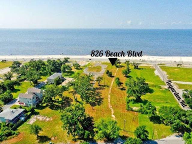 Gulfport, Great Property For Hotel, Restaurant