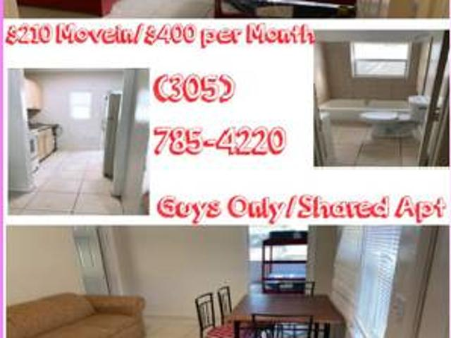 Guy39s Apt Shared Rooms No Lease Come On In Today Just Bring Your Cloth West Palm Beach
