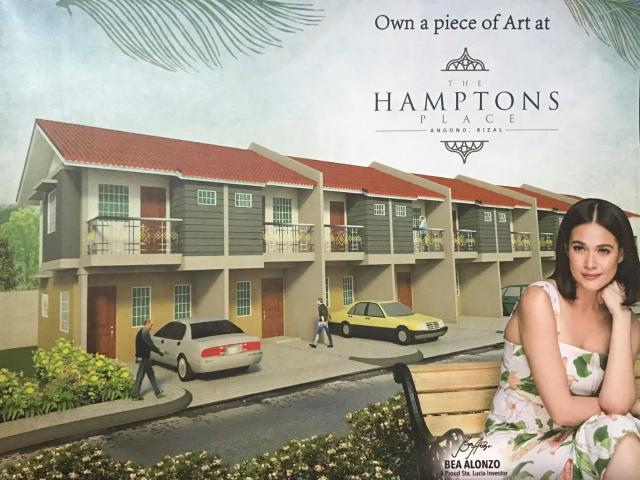 Hamptons Place Angono Rizal House And Lot Exclusive Gated Subdivision