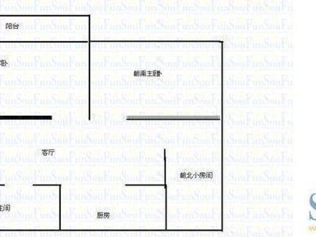 【邗田100%真房源】连运小区满5年两房54㎡38.8万