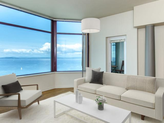 Harbor Steps 1 Bedroom Apartment For Rent At 1221 1st Ave, Seattle, Wa 98101 Central Busin...