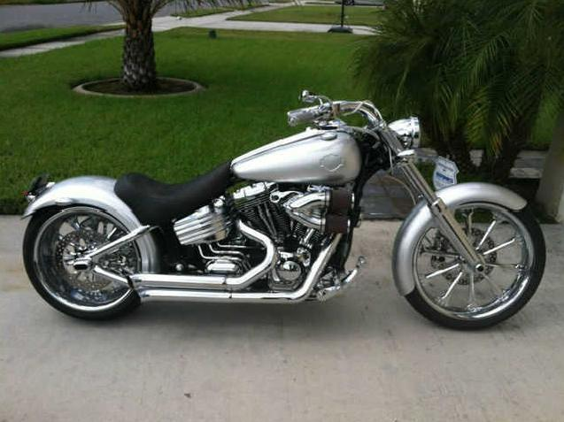new harley davidson fxcwc softail rocker c used cars mitula cars. Black Bedroom Furniture Sets. Home Design Ideas