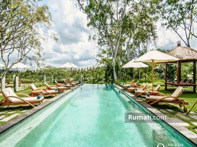 Hidden Gem Hotel With A Jungle And Valley Views In Ubud