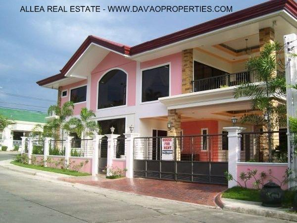 House Davao City 6 Bedrooms Terrace Mitula Homes
