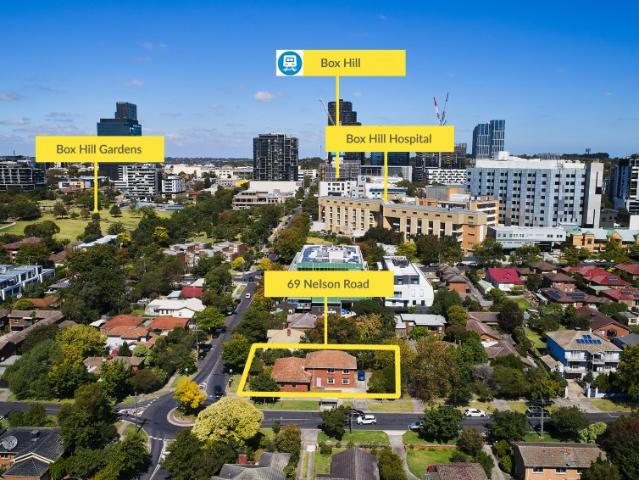 High Quality Consulting Space Close To Box Hill Hospital