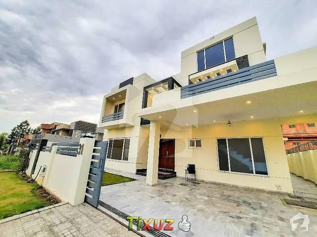 High Quality One Kanal House Available For Sale Dha Defence Phase 2