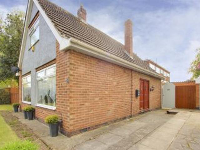 High Road, Toton, Nottinghamshire Ng9, 2 Bedroom Detached Bungalow