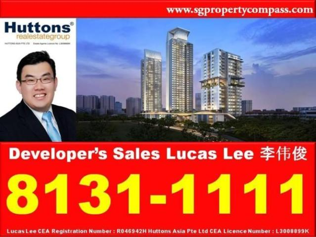 Highline Residences @ Tiong Bahru *2 Bed $1.2x Mil !* In Kim Tian Road, Central Singapore ...