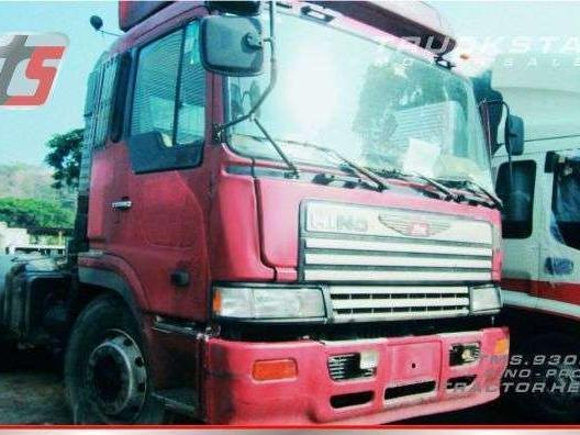 Hino <strong>Tractor</strong> <strong>Head</strong> Truck