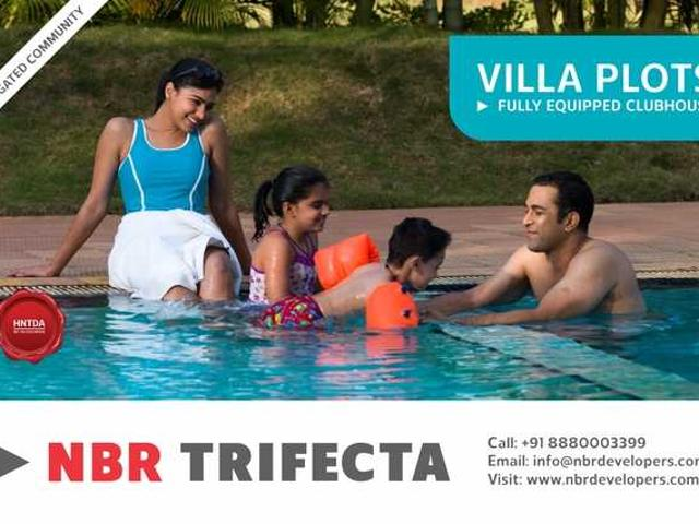 Hndta Approved Classy Villa Site Available In Nbr Trifecta