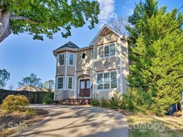 Home For Sale In Charlotte, 5bd 3ba1hba Dilworth
