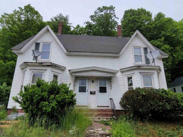 Home For Sale In Franklin, New Hampshire