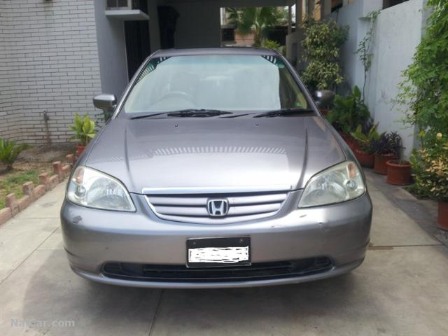 Honda Civic Used Honda Civic 2003 Model Pakistan Mitula Cars