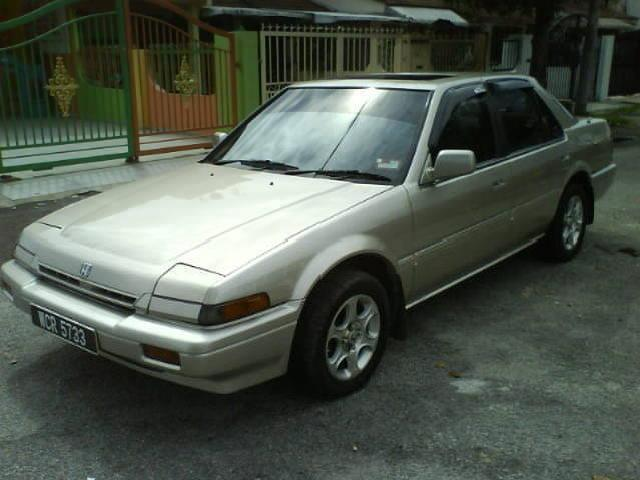 Old honda accord used cars in selangor mitula cars for Honda accord old model