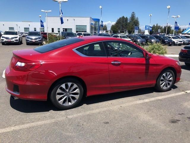 Honda Accord Coupe Ex In California Used Honda Accord Coupe Ex Red