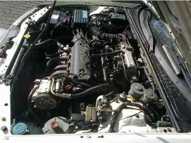 Honda accord sedan 1992 2200cc