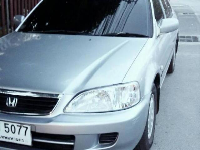 Honda city type z 1 5 exi a t pi2002 1999