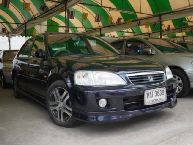 Honda city type z vtec 1 5 at pi 1999 s in ngein