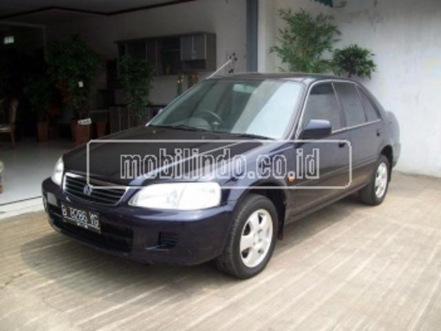 Honda city z vtech mt