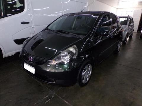 Honda fit 2005 gasolina honda fit lx 1 4 8v verde 20042005
