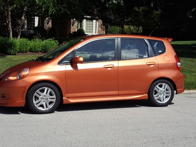 Honda Fit Sport In Illinois   Used Honda Fit Sport Orange Illinois   Mitula  Cars