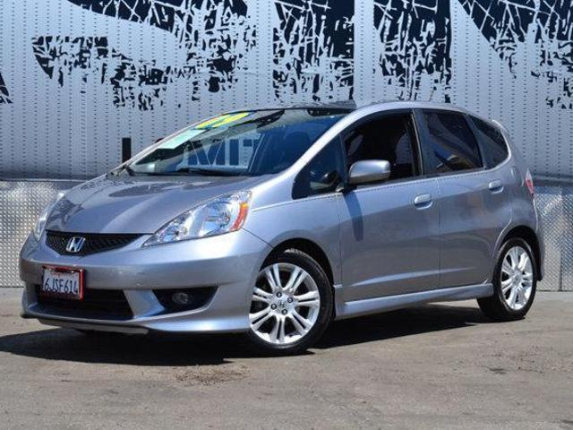 Honda Fit Sport In California   Used Honda Fit Sport Spoiler California    Mitula Cars