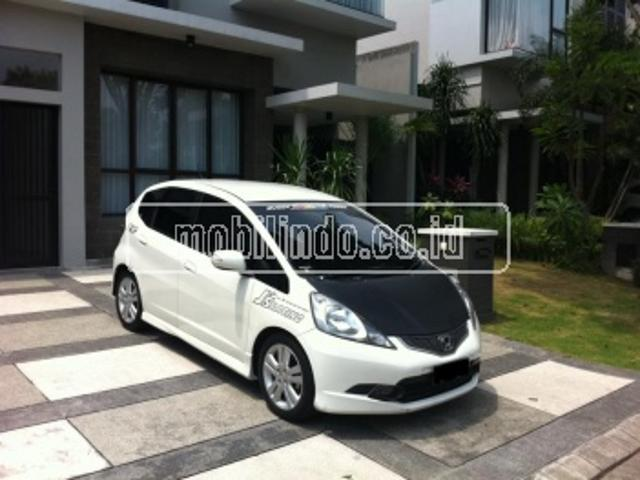Honda jazz rs at all new jazz rs automatic