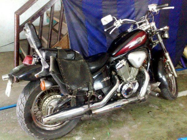 Honda Steed 2003 Model For Sale