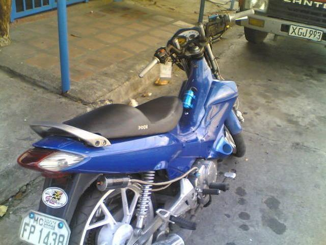 Honda xrm 110 2004 rush sale full setup