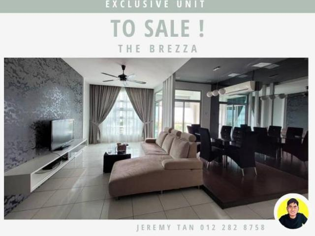 Hot Deal The Brezza Best Furnished Renovated Below Market Value