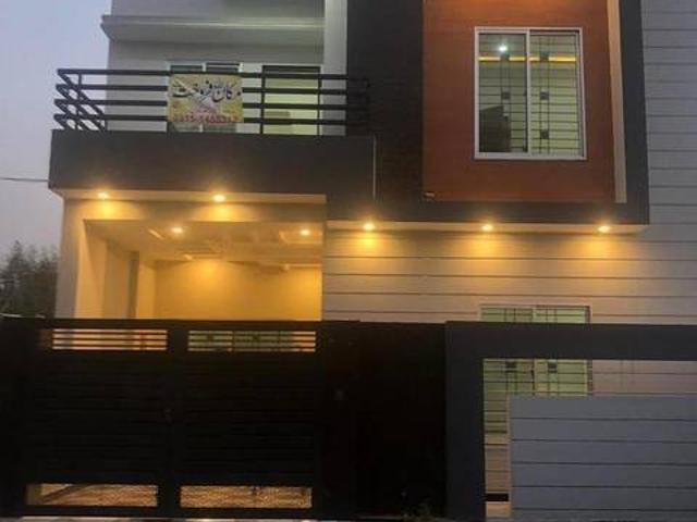 Hot Offer 42 Marla Double Story House For Sale Near Wapda Town
