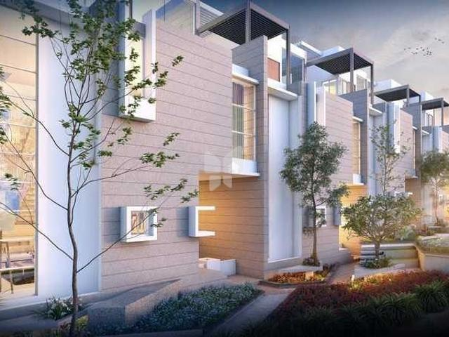 Off Sarjapur Road 3bhk Row House G.r One & Only