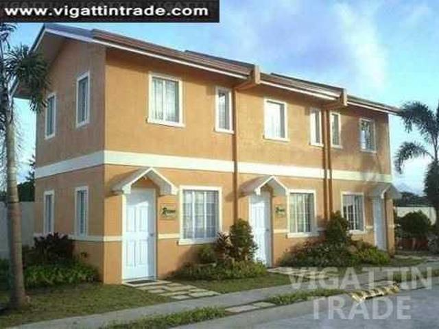 House And Lot Camella Reanna Bacolod