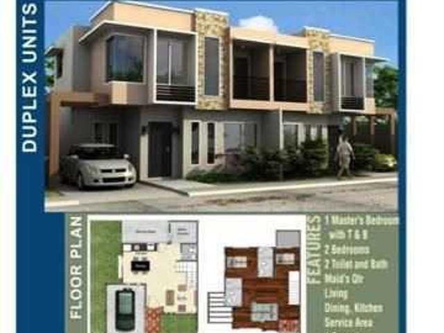 House And Lot Duplex For Sale In Tagbilaran City, Bohol
