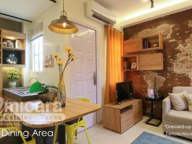 House And Lot For As Low As 14k/monthly Tanza Cavite