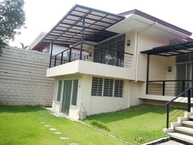 House And Lot For Rent In White Plains Qc 600sqm
