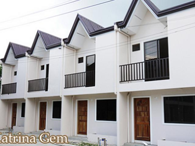 House And Lot For Sale 2 Bedroom In Bf Fortuneville Lapulapu,city Cebu