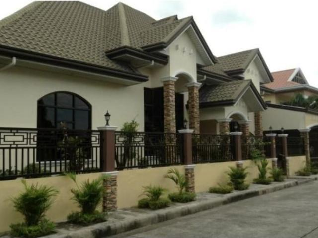 House And Lot For Sale At San Fernando