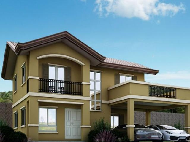 House And Lot For Sale In Camella Bohol