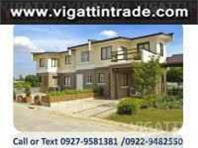 House And Lot For Sale In Cavite. Alice Townhouse At Lancaster
